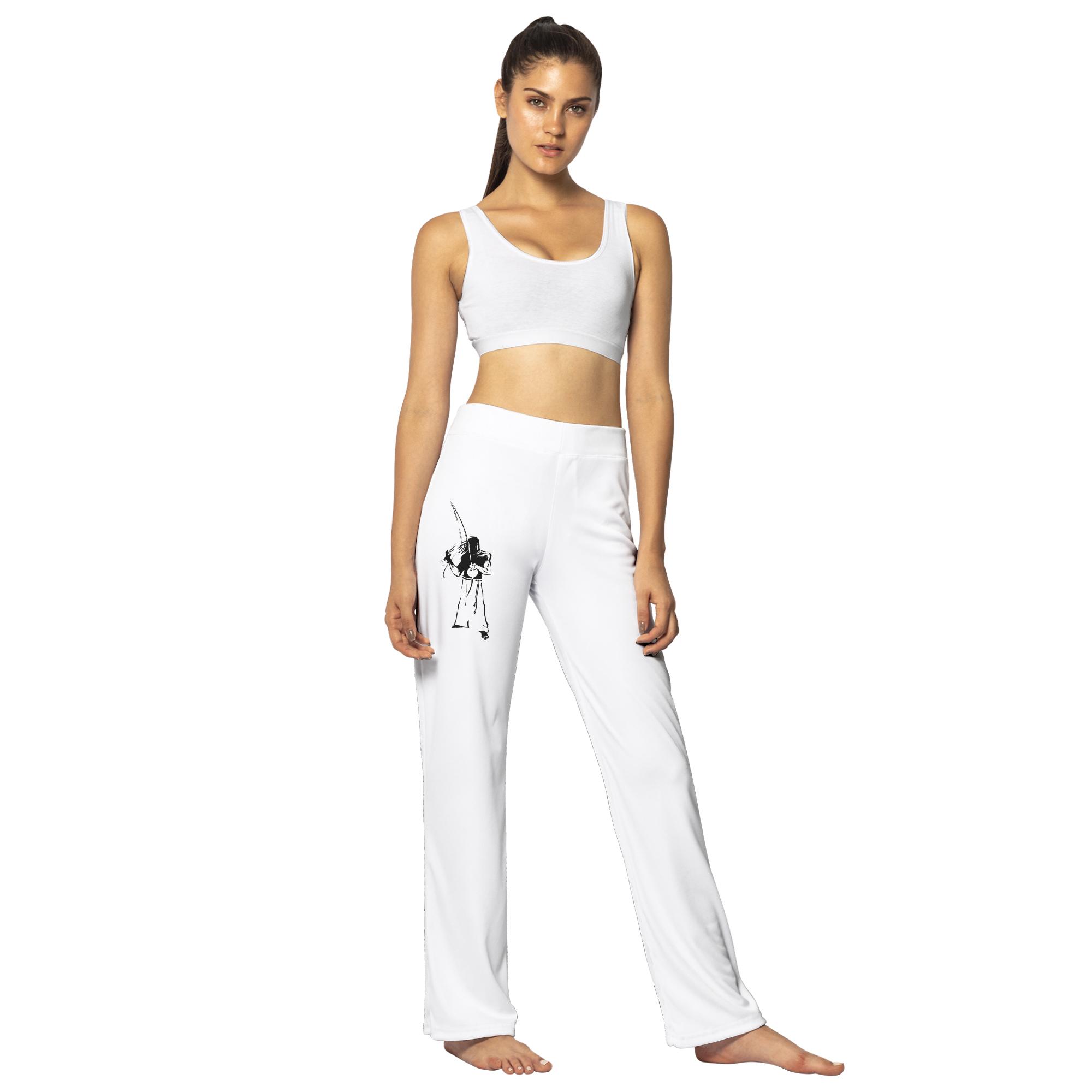 Capoeira pants for women